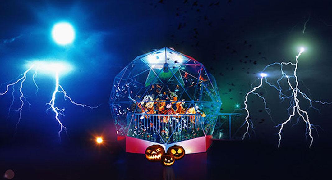Crystal Maze, Halloween