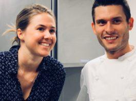 Emily Roux Diego Ferrari restaurant caractère londres