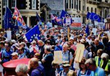 People Vote Marche Londres Brexit