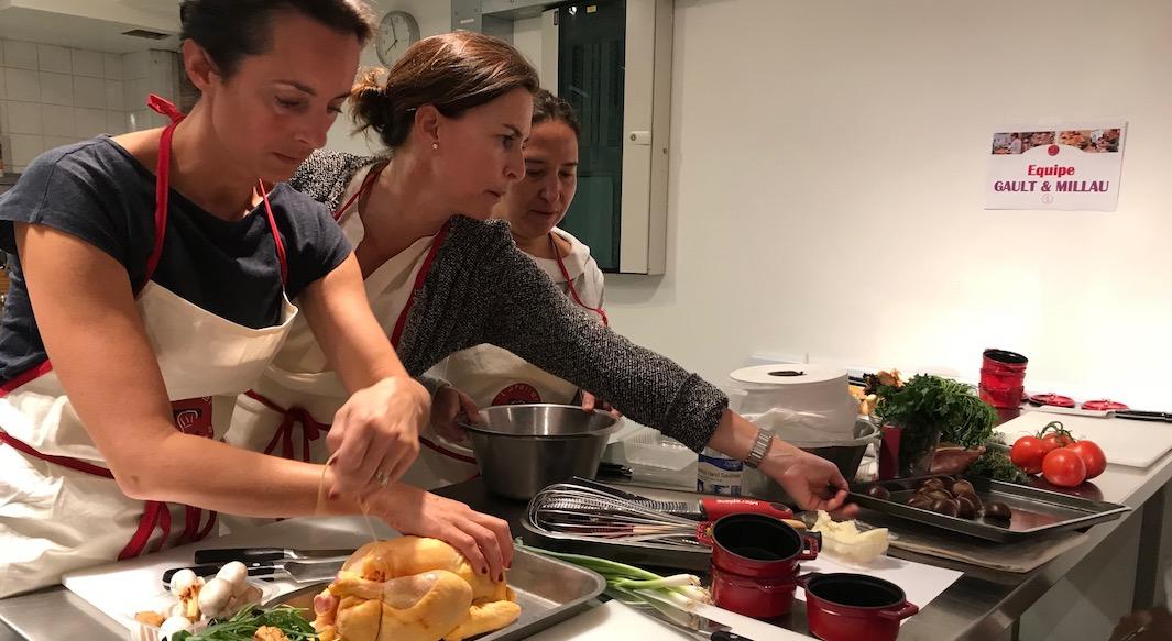 Top Chef Afflelou Londres