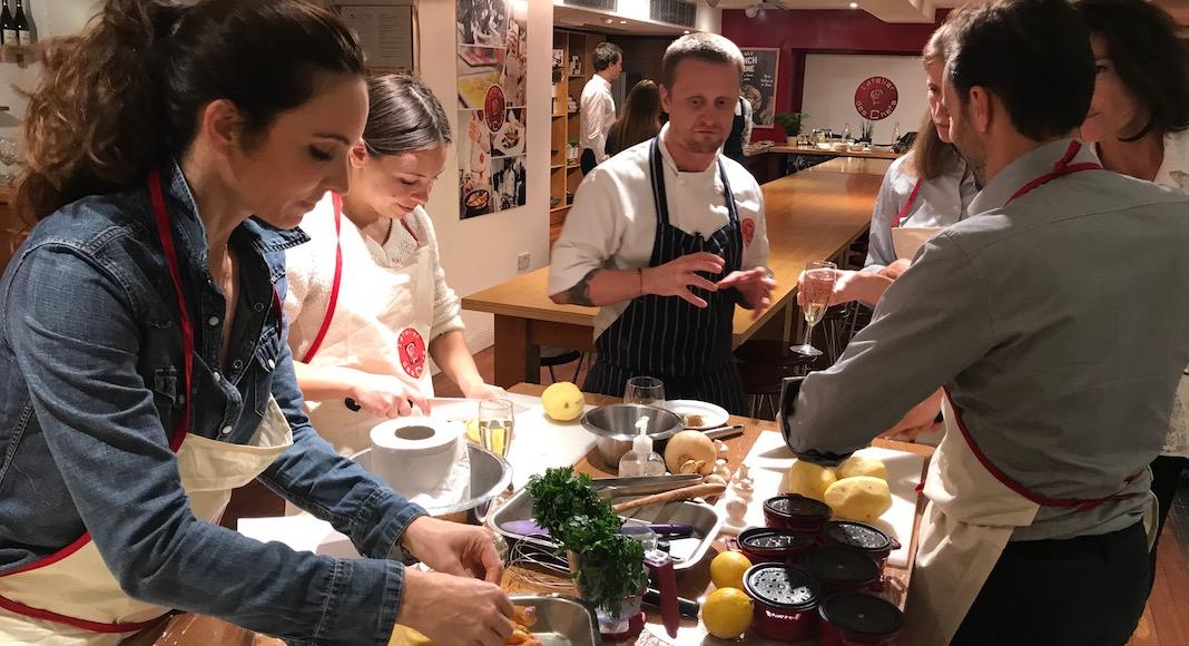 Top chef Londres Afflelou Darroze