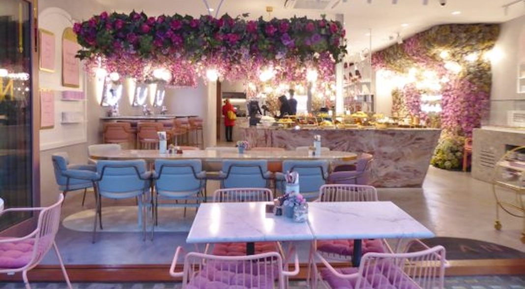 elan cafe coffee shop instagrammable londres