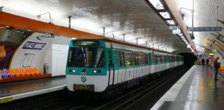 RATP metro voix enfants londres