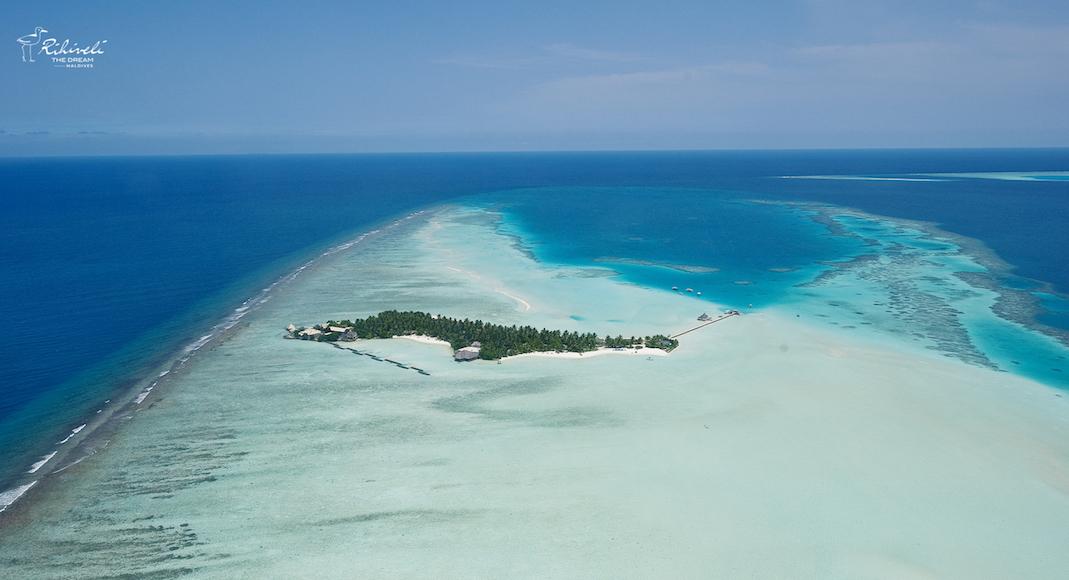 Rihiveli Maldives rachat par un groupe francophone