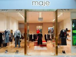 maje nouvelle boutique regent street londres