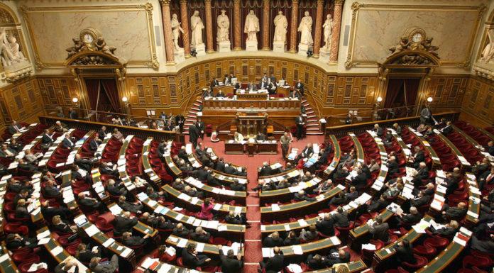 senat france vote projet de loi Brexit