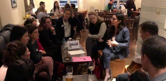 soirée networking professionnels indépendants francophones de londres