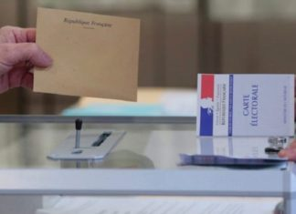 mettez a jour votre situation electorale