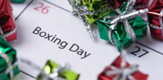 pourquoi boxing day