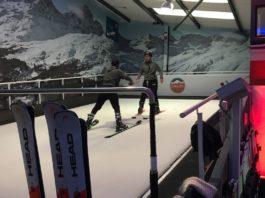 Ski Londres