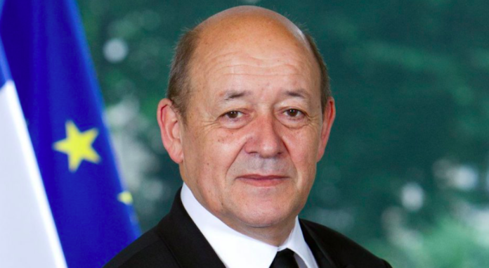 jean yves le drian france inter brexit