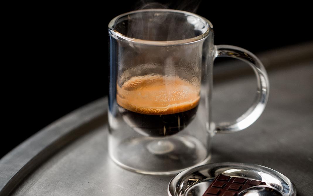 cafe alain ducasse londres Espresso