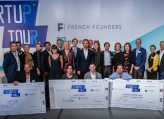 startup tour FrenchFounders