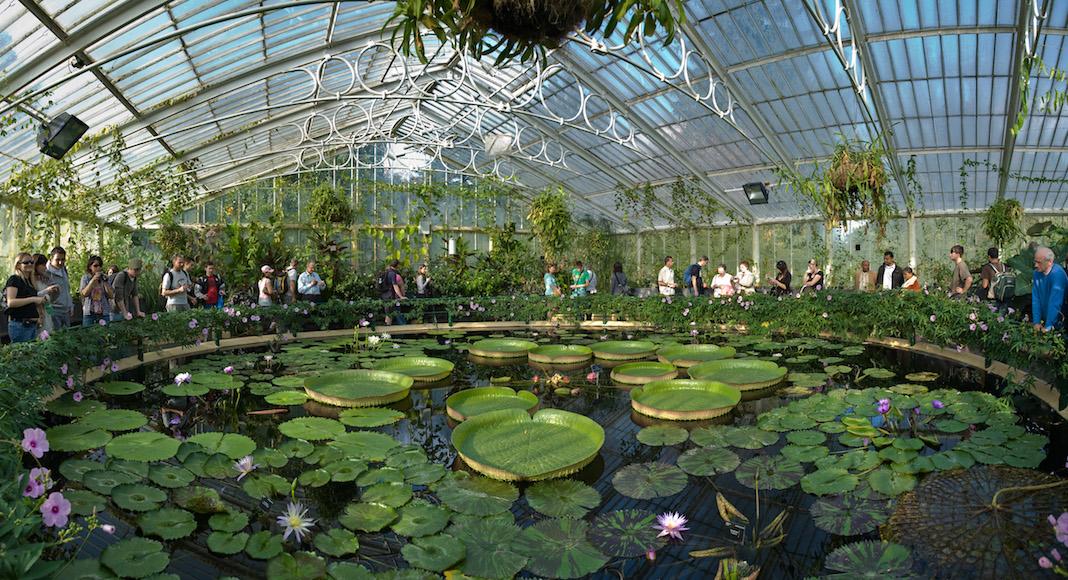 Paques au Kew Gardens
