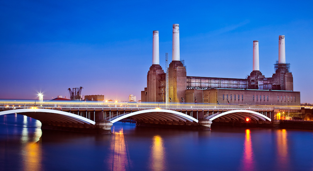 battersea power station reperes musicaux londres