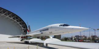 Concorde 50e anniversaire