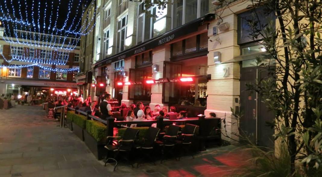 Heddon Street reperes musicaux londres