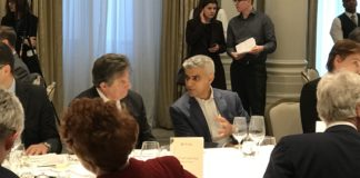 maire londres sadiq khan french chamber great britain
