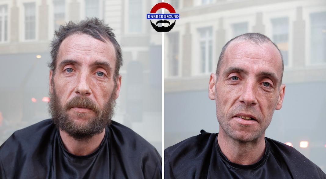 Pierre Lorcy et Estelle Barthes lance Barberground a Londres