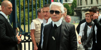 Karl Lagerfeld Institut francais