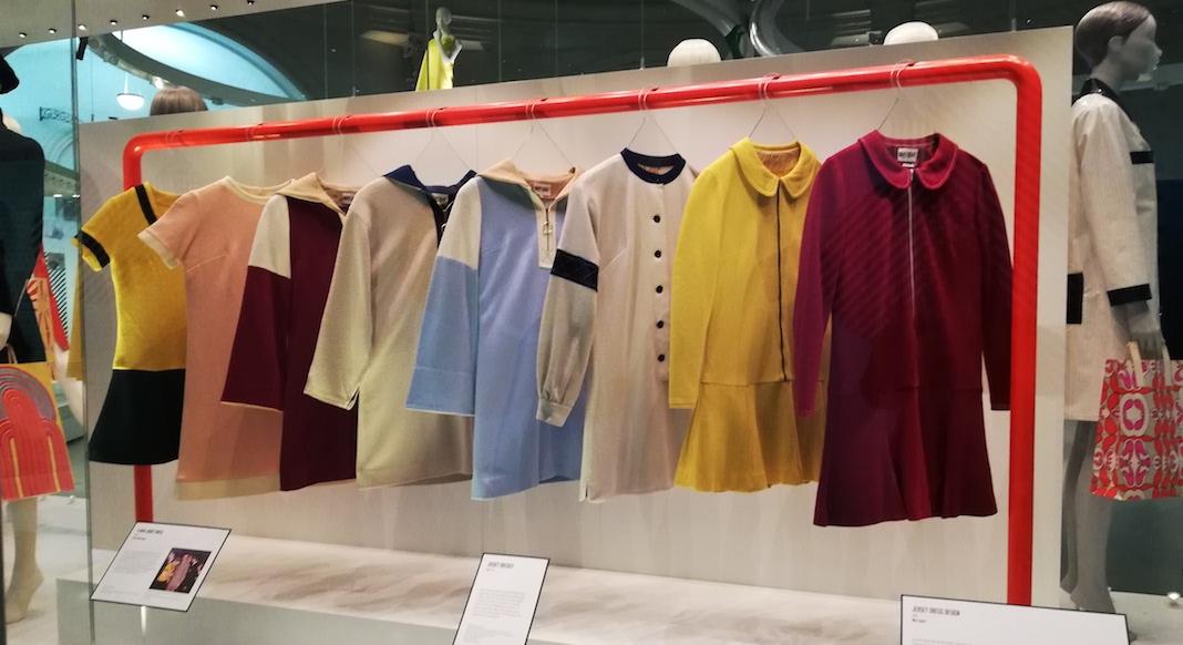 Des tenues sportives et sexy par Mary Quant