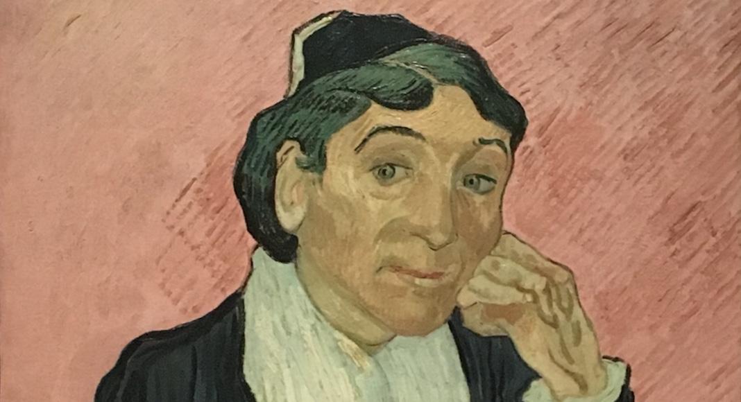 L'Arlesienne Van Gogh Britain