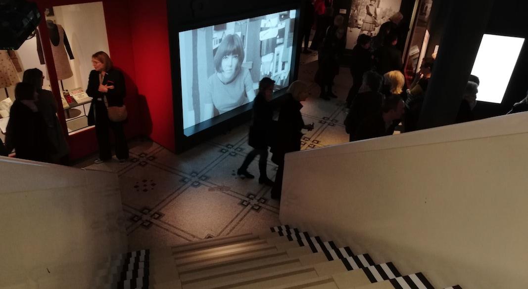 exposition Mary Quant au V&A museum