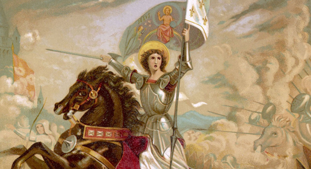 Jeanne d'Arc femmes histoire