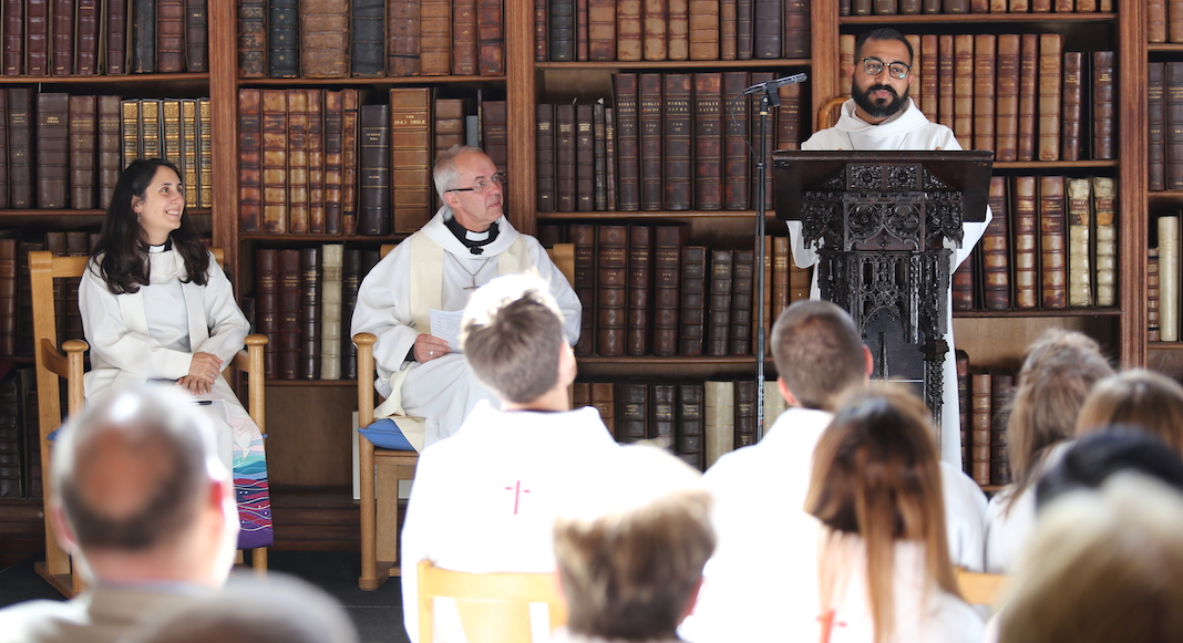 isabelle hamley eglise anglicane
