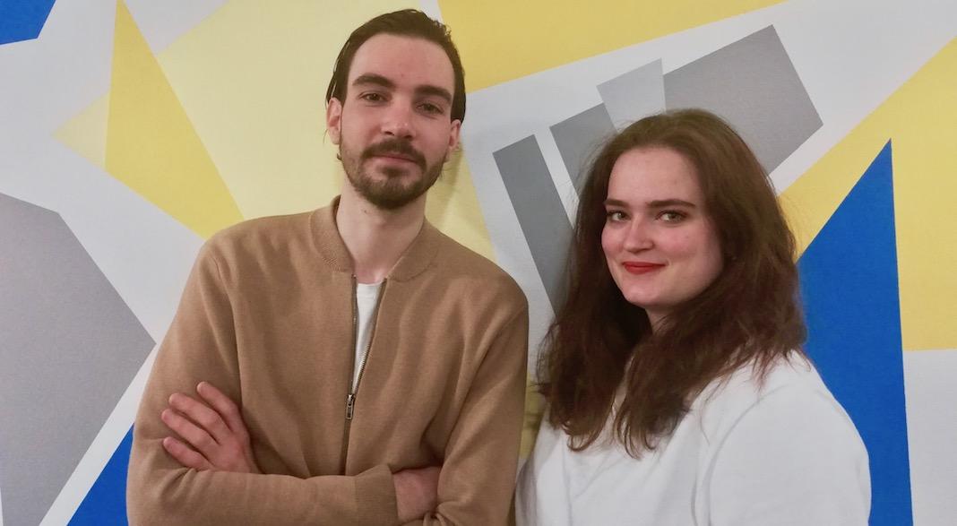 Pierre Lorcy et Estelle Barthes lance le projet Barber Ground a Londres