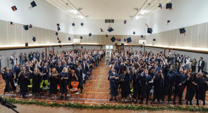 Le lycée international winston churchill obtient deux mentions d'excellence