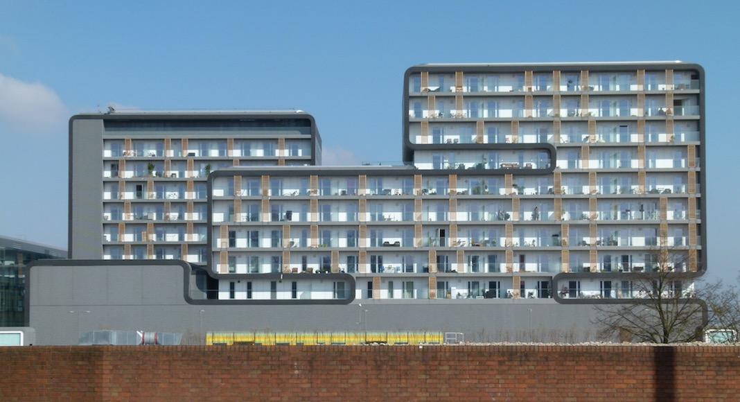 echecs architecture esthetiques Woolwich Central