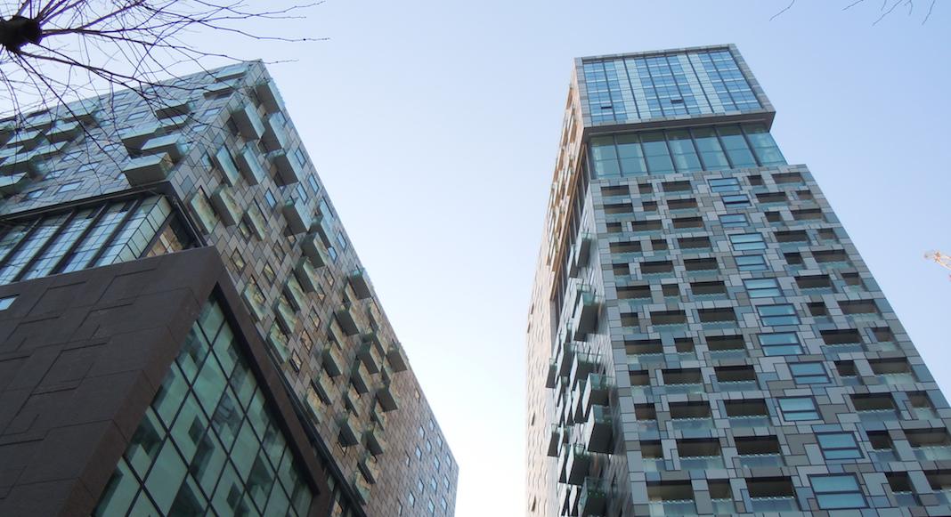 echecs esthetiques architecture Lincoln Plaza