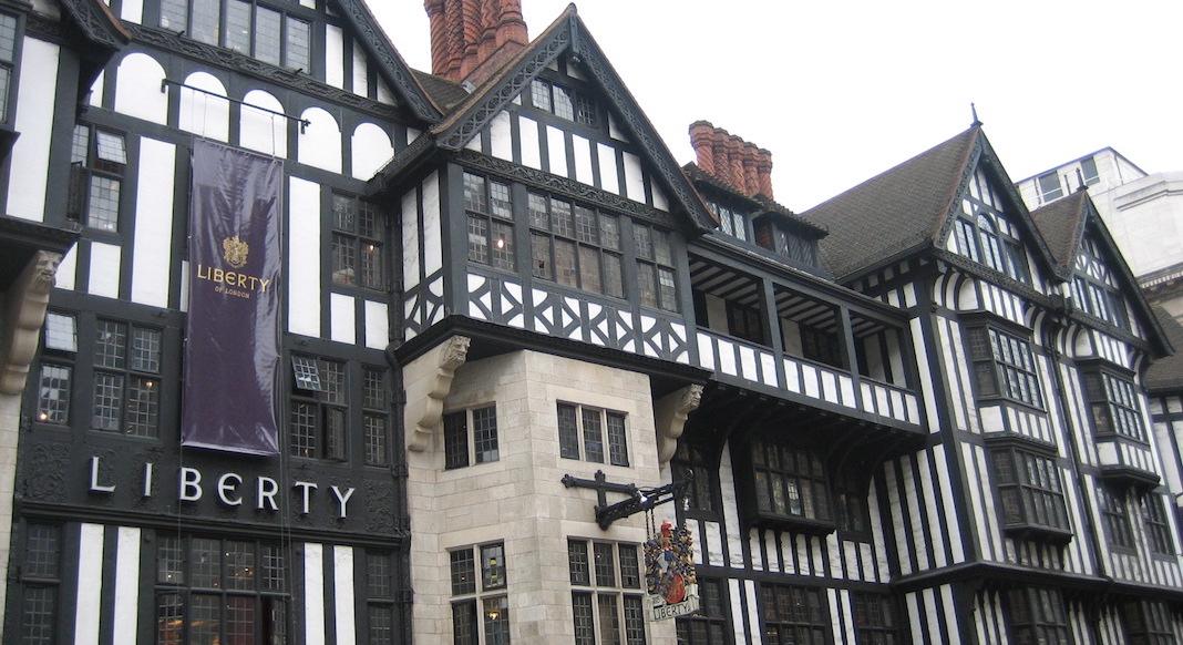 Edifices Londres Liberty
