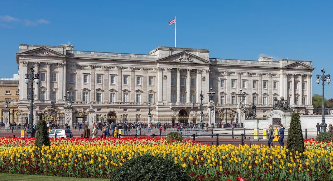 Edifices Londres Buckingham Palace