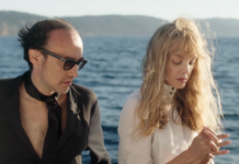 Arielle Dombasle et Nicolas Ker concert londres