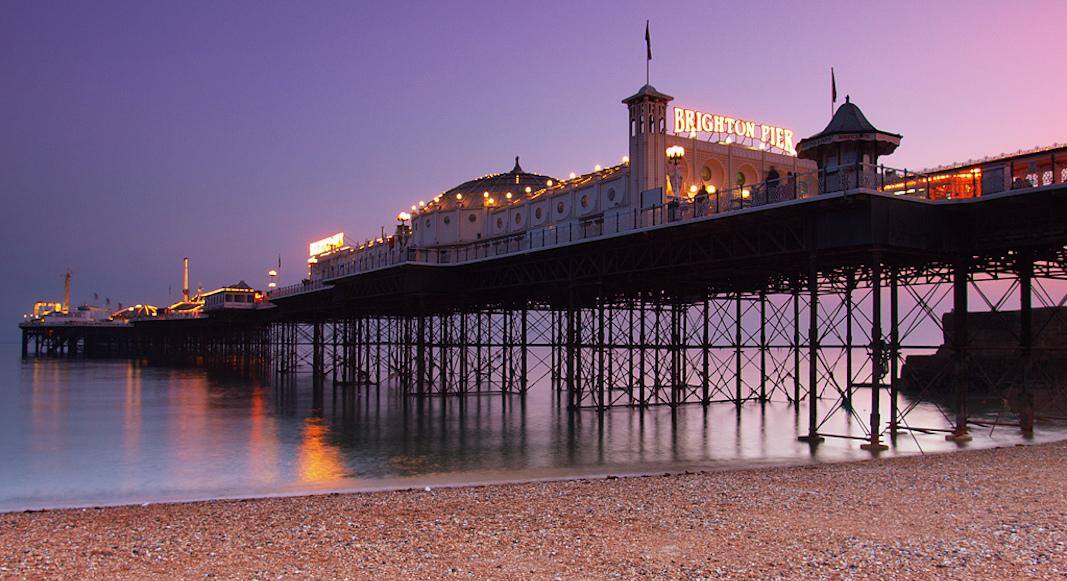 Marre Londres partez ailleurs Brighton