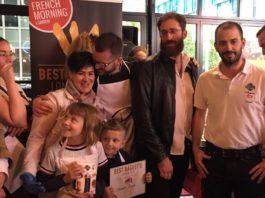 BestBaguetteLondon2019 Maison Puget gagnants