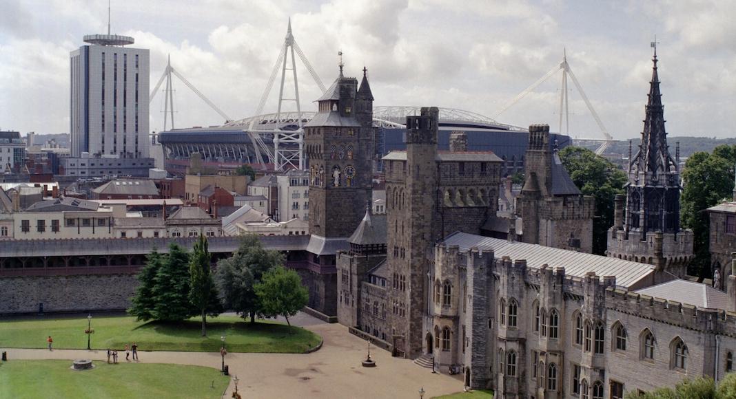 Marre Londres partez ailleurs Cardiff