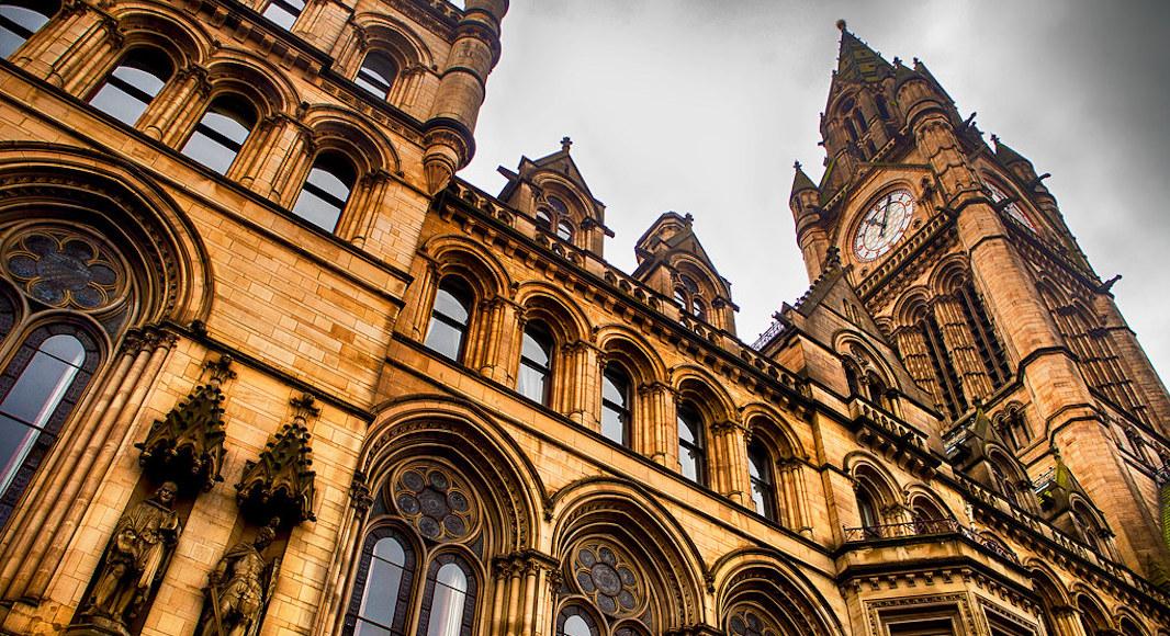 Marre Londres partez ailleurs Manchester
