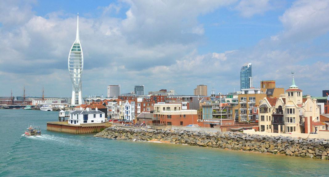 Marre Londres partez ailleurs Portsmouth
