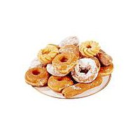 Caloric Range: 210-510 each. Baked Fresh Daily - Assorted Varieties. Please use notes for flavors requested.