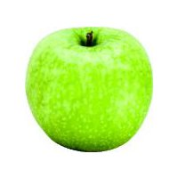 One of the most popular varieties, Green apple with a very crisp, sharp taste.