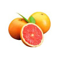 Has a deep, dark red flesh that provides a juicy and intense grapefruit flavor.