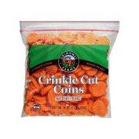1lb bag of crinkle cut carrots.