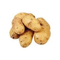 10lb bag of eastern potatoes, ideal for mashing and baking, have a delicious taste.