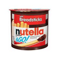 Nutella & GO! Spread - Hazelnut with Breadsticks, 1.8 Ounce