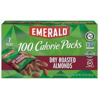 Emerald Almonds -  Dry Roasted, 4.41 Ounce