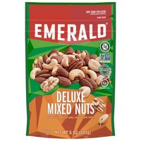 Emerald Deluxe Mixed Nuts, 5 Ounce
