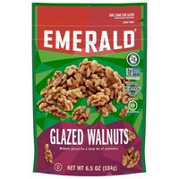 Emerald Glazed Walnuts, 6.5 Ounce